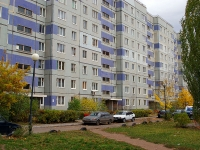 Togliatti, Tsvetnoy blvd, house 14. Apartment house