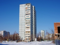 Togliatti, Tsvetnoy blvd, house 19. Apartment house
