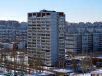 Togliatti, Tsvetnoy blvd, house 20. Apartment house