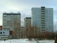 Togliatti, Tsvetnoy blvd, house 21. Apartment house