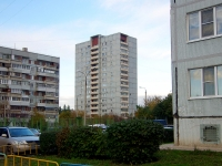 Togliatti, Tsvetnoy blvd, house 22. Apartment house
