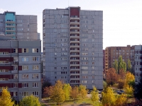 Togliatti, Tsvetnoy blvd, house 22. Apartment house