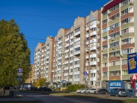 Togliatti, Tsvetnoy blvd, house 35. Apartment house