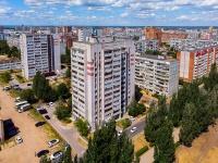 Togliatti, blvd Tsvetnoy, house 12А. Apartment house