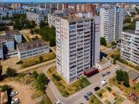 Togliatti, blvd Tsvetnoy, house 16А. Apartment house