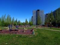Togliatti, blvd Tsvetnoy. public garden