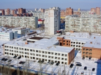 Togliatti, blvd Tsvetnoy. vacant building