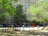Togliatti, Chaykinoy st, house 67. Apartment house