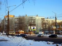 Тольятти, улица Лизы Чайкиной, дом 39. многоквартирный дом