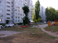Togliatti, Chaykinoy st, house 41. Apartment house