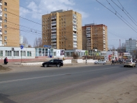 Тольятти, улица Лизы Чайкиной, дом 43А. многоквартирный дом