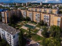 Тольятти, улица Лизы Чайкиной, дом 50. многоквартирный дом