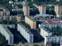 Togliatti, Chaykinoy st, house 52. Apartment house