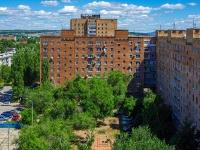 Тольятти, улица Лизы Чайкиной, дом 67А. многоквартирный дом
