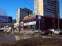 Тольятти, улица Лизы Чайкиной, дом 71А. многофункциональное здание
