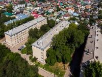 Тольятти, улица Чапаева, дом 147. многоквартирный дом