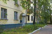 Togliatti, Chukovsky st, house 2. Apartment house