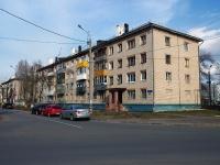 Togliatti, Chukovsky st, house 1. Apartment house