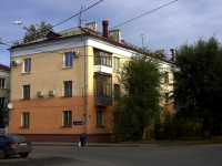 neighbour house: st. Chukovsky, house 2. Apartment house