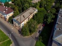 Togliatti, Chukovsky st, house 2. Apartment house