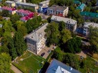 neighbour house: st. Chukovsky, house 5. Apartment house