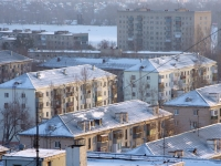 Togliatti, Shlyuzovaya st, house 2. Apartment house