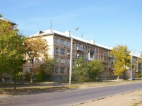 Togliatti, Shlyuzovaya st, house 13. Apartment house
