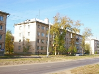 Togliatti, Shlyuzovaya st, house 15. Apartment house