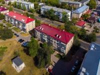Тольятти, улица Шлюзовая, дом 11. многоквартирный дом
