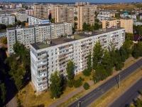 Тольятти, улица Шлюзовая, дом 27. многоквартирный дом