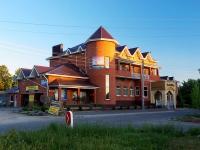 Тольятти, улица Шлютова, дом 9. офисное здание