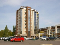 """Togliatti, office building """"Восточный дублер"""", Yubileynaya st, house 2В"""