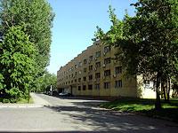 """Тольятти, гостиница (отель) """"Юбилейная"""", улица Юбилейная, дом 6"""