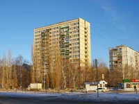 Togliatti, Yubileynaya st, house 49. Apartment house
