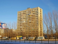 Togliatti, Yubileynaya st, house 63. Apartment house