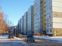 Togliatti, Yubileynaya st, house 73. Apartment house