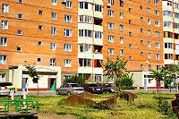 Togliatti, Yubileynaya st, house 89. Apartment house