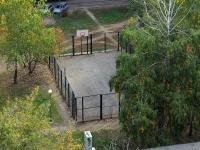 Тольятти, Курчатова бульвар. спортивная площадка
