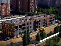 Тольятти, улица Юбилейная, дом 77. школа