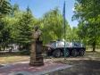 陶里亚蒂市, Yubileynaya st, 纪念碑