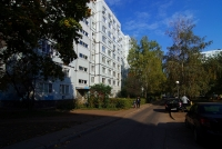 Togliatti, Yubileynaya st, house 1. Apartment house