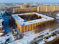 Тольятти, улица Юбилейная, дом 4. многоквартирный дом