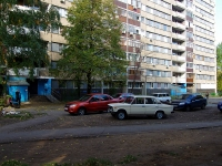 Togliatti, Yubileynaya st, house 5. Apartment house