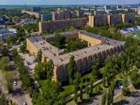 """Тольятти, улица Юбилейная, дом 6. гостиница (отель) """"Юбилейная"""""""