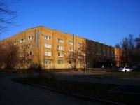 "neighbour house: st. Yubileynaya, house 6. hotel ""Юбилейная"""