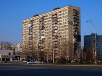 Togliatti, Yubileynaya st, house 17. Apartment house