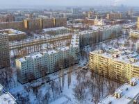 Тольятти, улица Юбилейная, дом 19. многоквартирный дом
