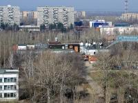 Тольятти, улица Юбилейная, дом 25. многофункциональное здание