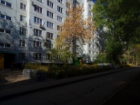 Togliatti, Yubileynaya st, house 27. Apartment house