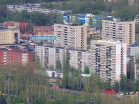 Togliatti, Yubileynaya st, house 35. Apartment house